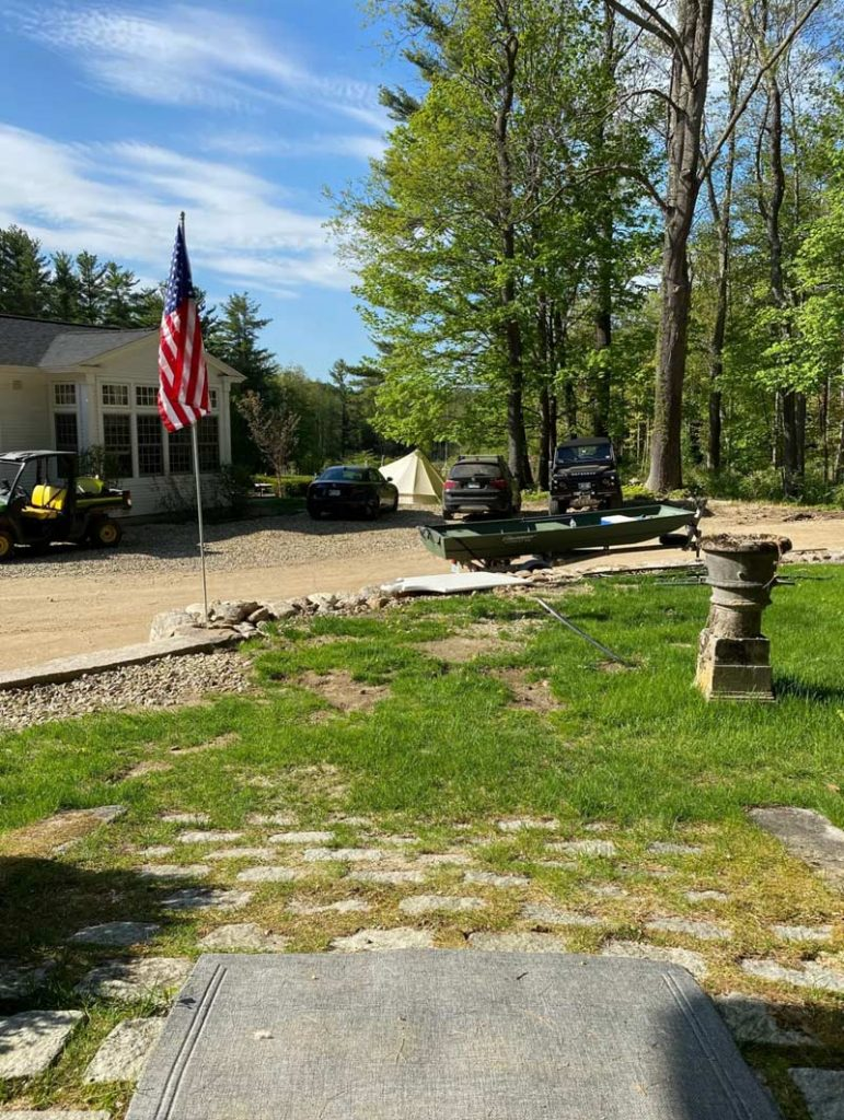 Memorial Day at Cranberry Meadow Farm