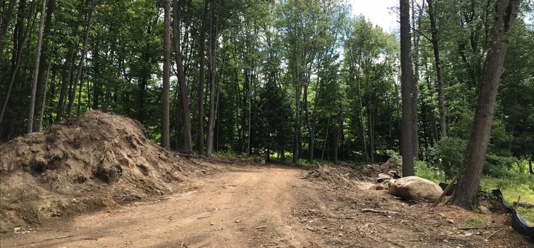 Driveway Construction