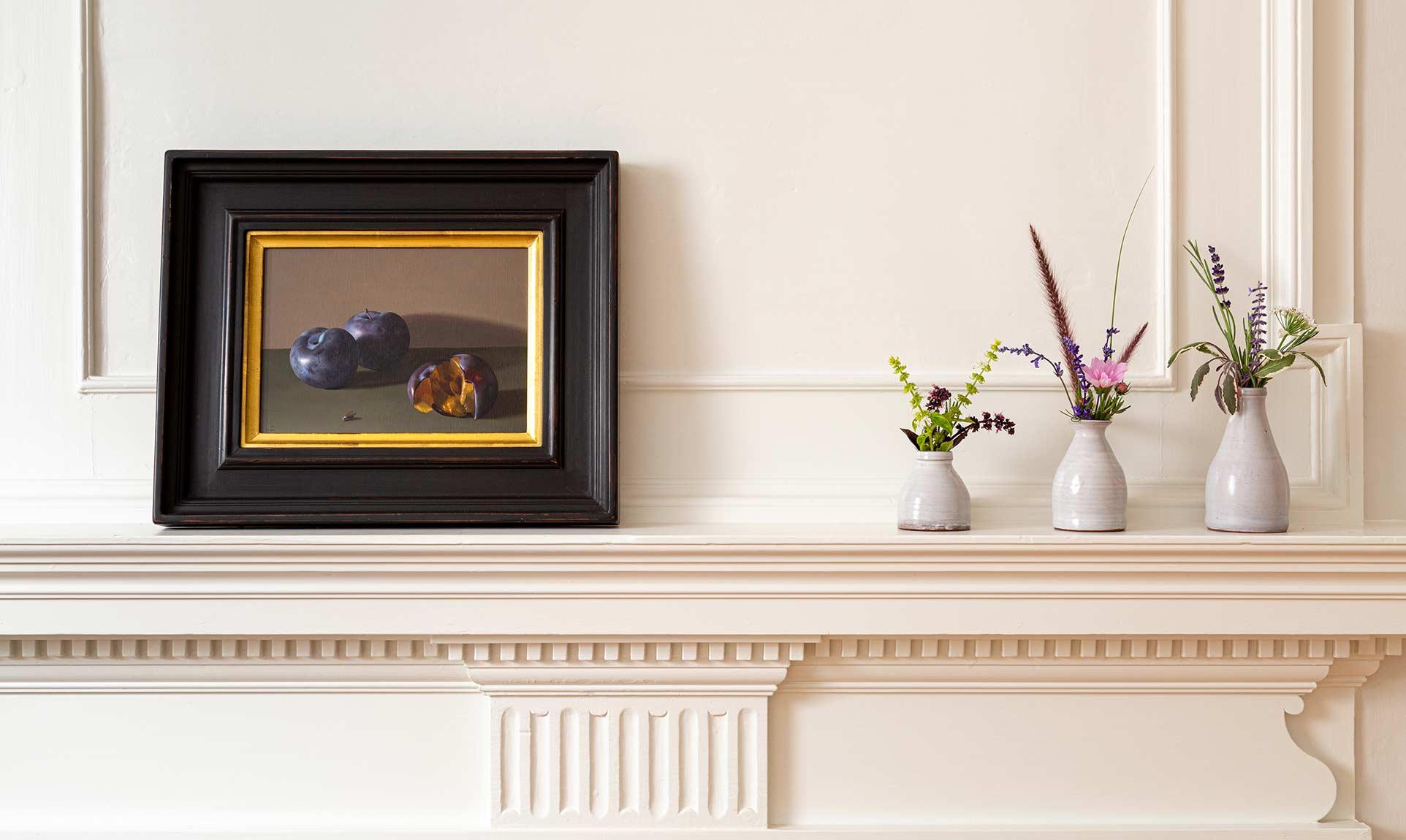 Scott Room Decorative Fireplace