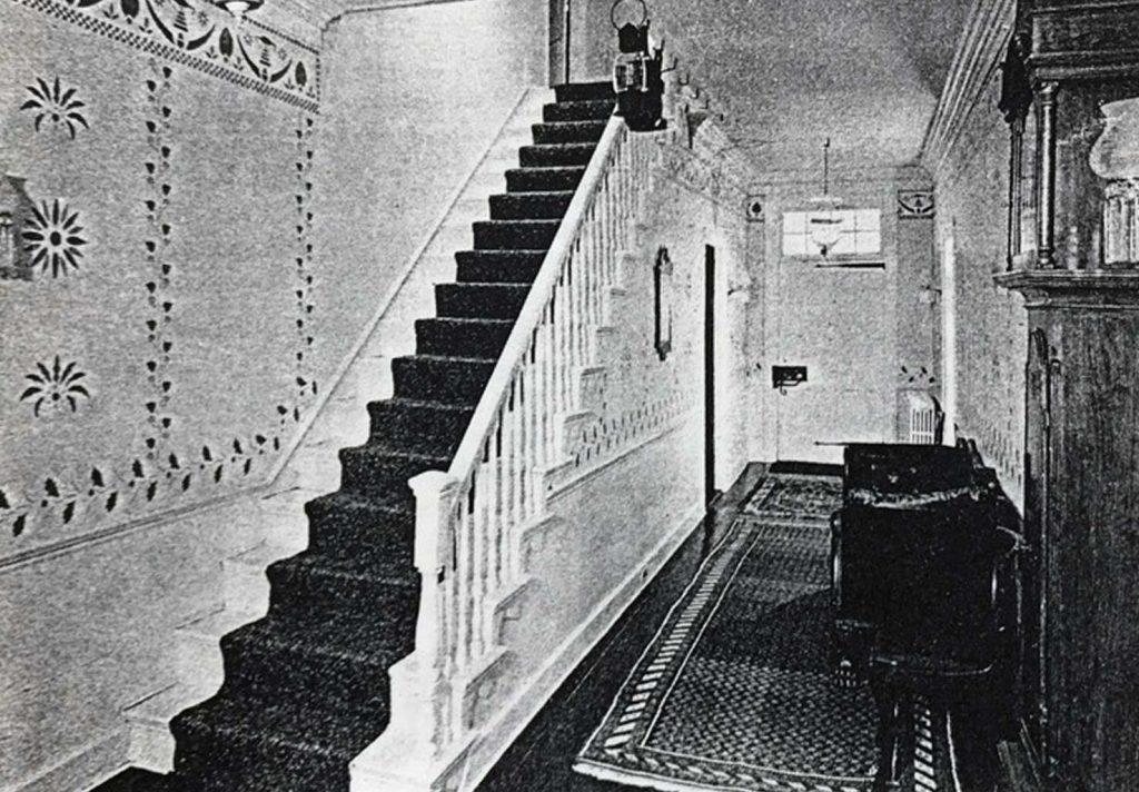 Wilson Tavern Stairwell