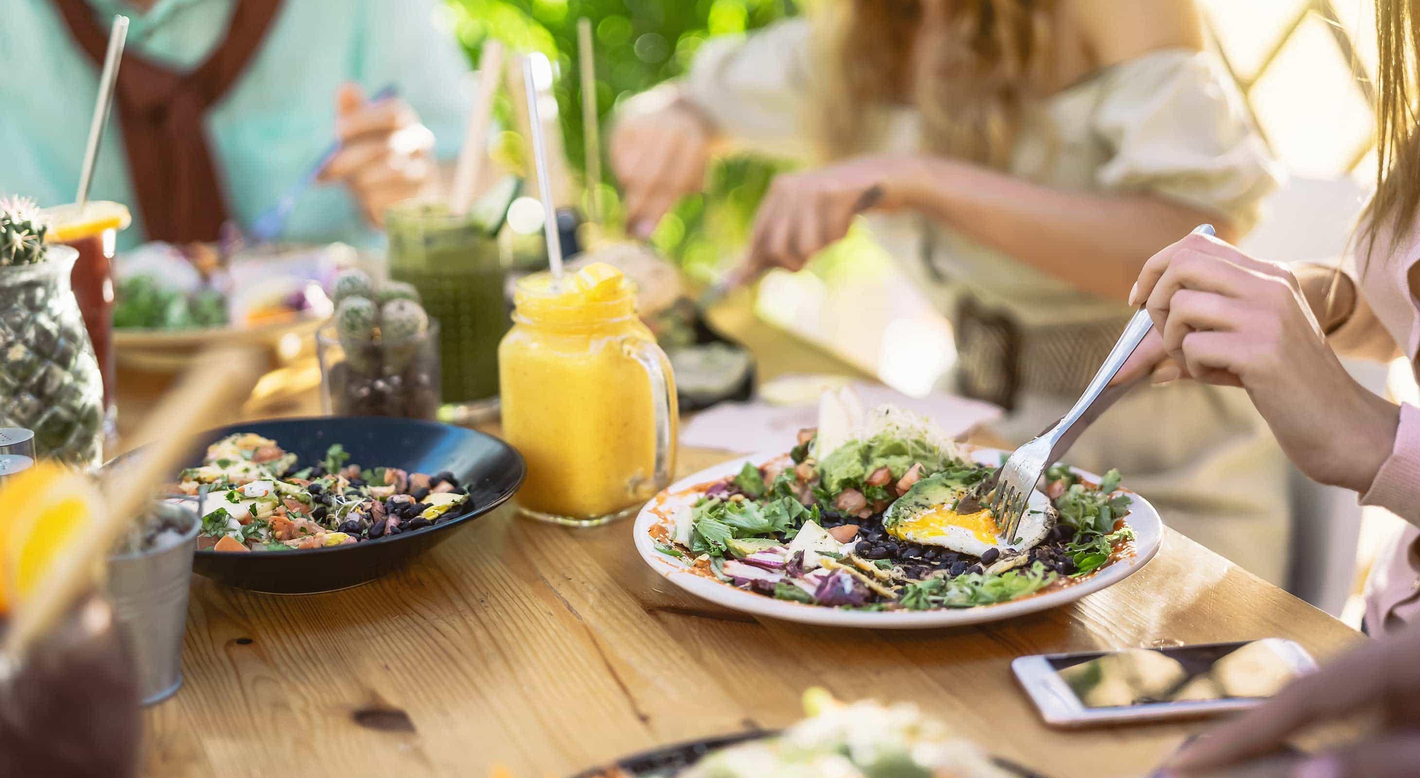 Meals at Peterborough, NH restaurants