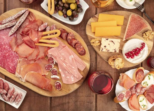 Deli Charcuterie and Cheese